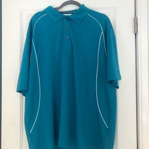 Men's Short Sleeve Polo by Grand Slam Golf XXL